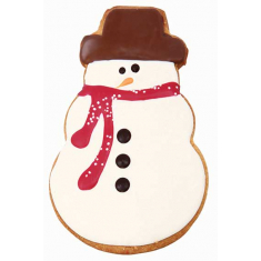 Snowmen Cookie & Cake Cutter set of 2