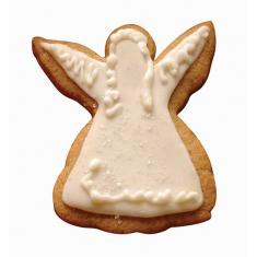 Αγγελάκια σετ 2 μεταλλικών κουπάτ για μπισκότα της PME