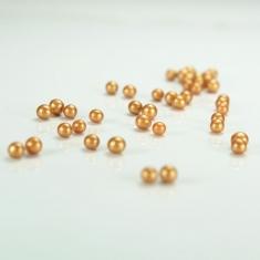 Copper Metallic 5mm Pearls 200 gr.