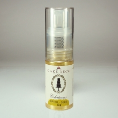 Golden Rain Puff Spray 10g by Coloricious