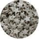Sprinklicious Mini Silver Stars 140g 8mm