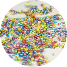 Sprinklicious Colorful Pearl-o-VerMix 4m 170g