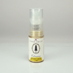 Golden Rain Puff Spray 4g by Coloricious