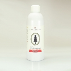 Red Cocoa Butter Spray 400ml Coloricious by Cake Deco