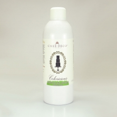 Lime Cocoa Butter Spray 400ml Coloricious by Cake Deco