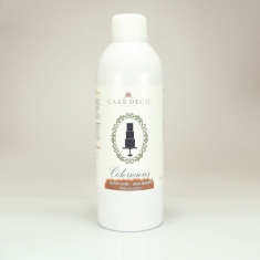 Dark Chocolate Cocoa Butter Spray 400ml Coloricious by Cake Deco