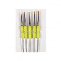 PME Fine Craft Brushes Set/5
