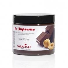 Gianduia Flavouring Paste Saracino Le Supreme 200gr