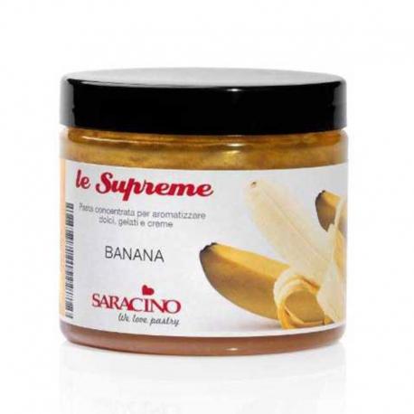 Μπανάνα 200γρ Συμπυκνωμένη Αρωματική Πάστα Saracino