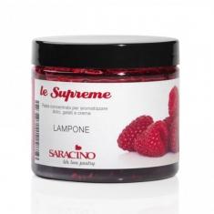 Raspberry Flavouring Paste Saracino Le Supreme 200gr