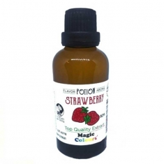 Strawberry Edible Potion from Magic Colours 50ml