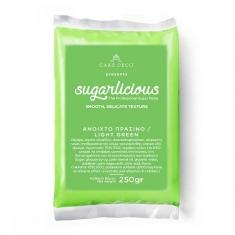 Ζαχαρόπαστα Sugarlicious Ανοιχτό Πράσινο 250γρ