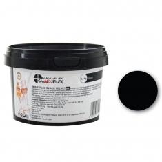 Μαύρη Ζαχαρόπαστα SmartFlex Velvet 0.7κ. - Βανίλια