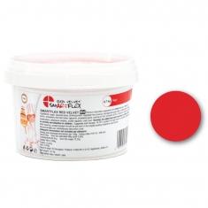Κόκκινη Ζαχαρόπαστα SmartFlex Velvet 0.7κ. - Βανίλια