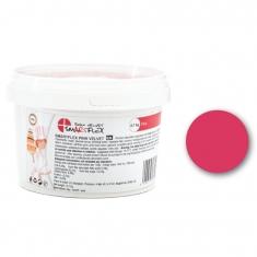 SmartFlex Pink Velvet - Sugarpaste 0.7kg - Vanilla Flavor