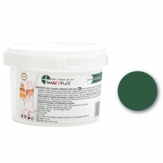 SmartFlex Green Velvet - Sugarpaste 0.7kg - Vanilla Flavor