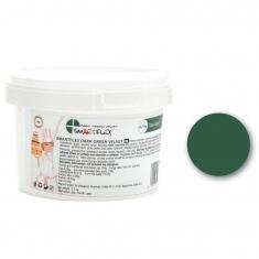 Πράσινο Χριστουγέννων Ζαχαρόπαστα SmartFlex Velvet 0.7κ. - Βανίλια