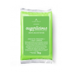Ζαχαρόπαστα Sugarlicious Ανοιχτό Πράσινο 1κ.