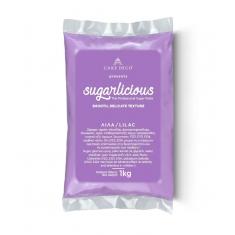Sugarlicious Sugar Paste ready to Roll Lilac 1kg.