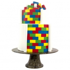 Geometric Multicutter - Bricks Set of 3