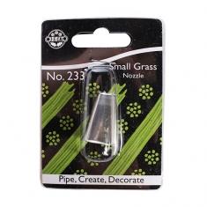 Μύτη Κορνέ της PME No233 για μικρό Γρασίδι 10χιλ. (Small Grass Nozzle)