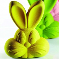 Roger Bunny Chocolate mold by Pavoni
