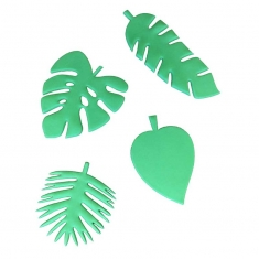 Totally Tropical Leaves