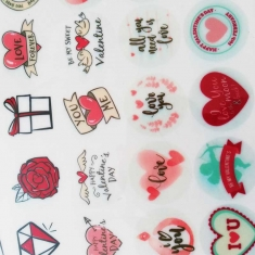Print on Meringue Sheets 25pcs