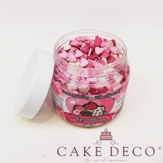 Sprinklicious Μιξ ΖεστοΚαρδούλες  (Γυαλιστερό Λευκό-Ροζ-Φούξια) 140γρ