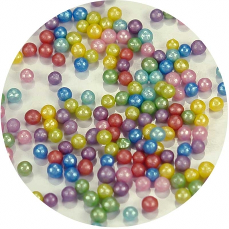 Sprinklicious Krazy Pearl-o-Mix 4mm 1kg