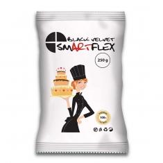 SmartFlex Black Velvet - Sugarpaste 250g - Vanilla Flavor