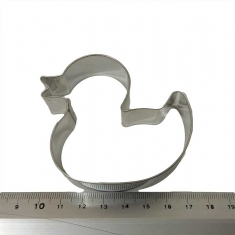 Ducky Inox Cookie Cutter 6,4x7cm.