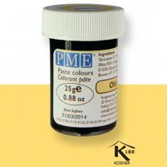 Χρώμα Πάστας της PME - Παλαιός Χρυσός