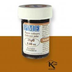 Χρώμα Πάστας της PME - Καφέ της Αρκούδας