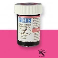 Χρώμα Πάστας της PME - Έντονο Ροζ - Φούξια