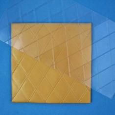 Large Diamond Design Impression Mat