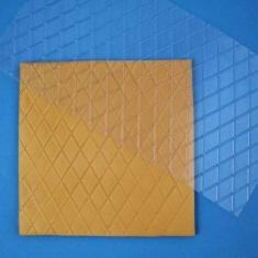 Small Diamond Design Impression Mat