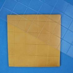 Large Square Design Impression Mat