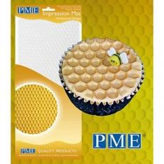 Honeycomb Design Impression Mat