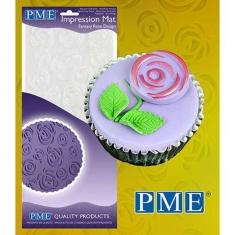 Τριαντάφυλλα - Καλούπι αποτύπωσης της PME