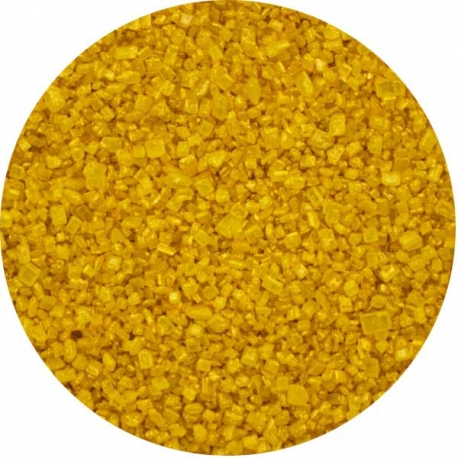 Sprinklicious Gold Crystallic Sugar 1kg