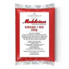 Modelicious Paste Red 250g