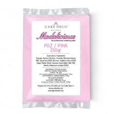 Modelicious Pink Modeling Paste 250g