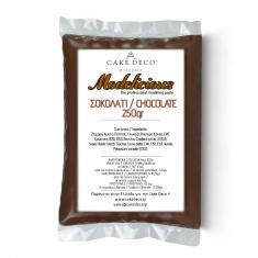 Πάστα Μοντελισμού Modelicious Σοκολατί 250γρ