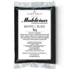 Modelicious Paste Black 1kg