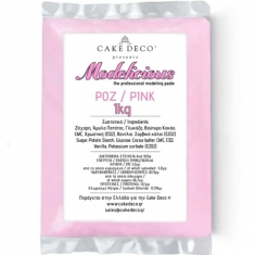 Modelicious Paste Pink 1kg
