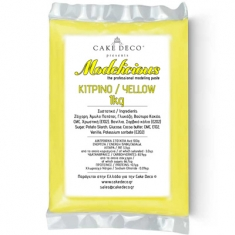 Modelicious Paste Yellow 1kg
