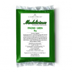 Modelicious Grass Green Modeling Paste 1kg