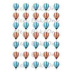 Πετώντας Ψηλά - Meri BakeOns Φύλλο για Mαρεγκάκια