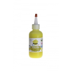 Ready made Colored Icing - Yellow 100ml